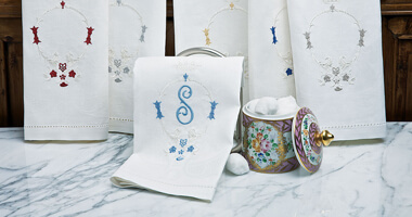 Decorative Guest Towels