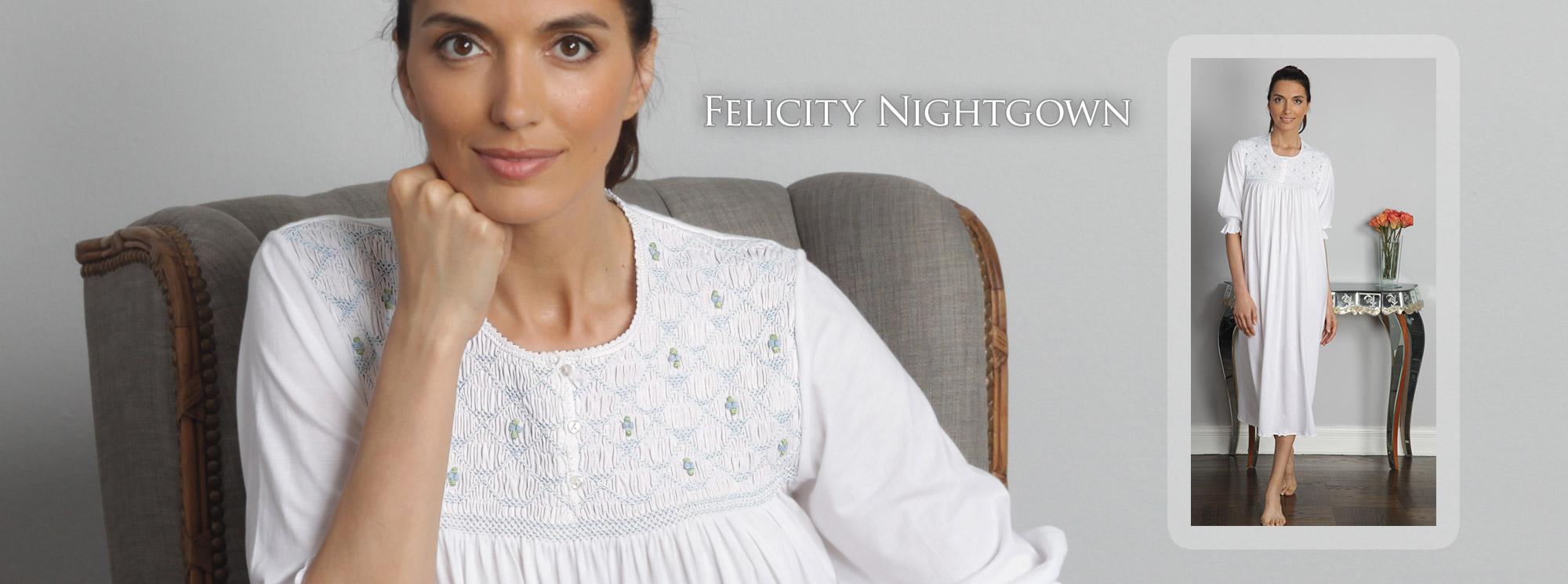 Felicity Nightwear