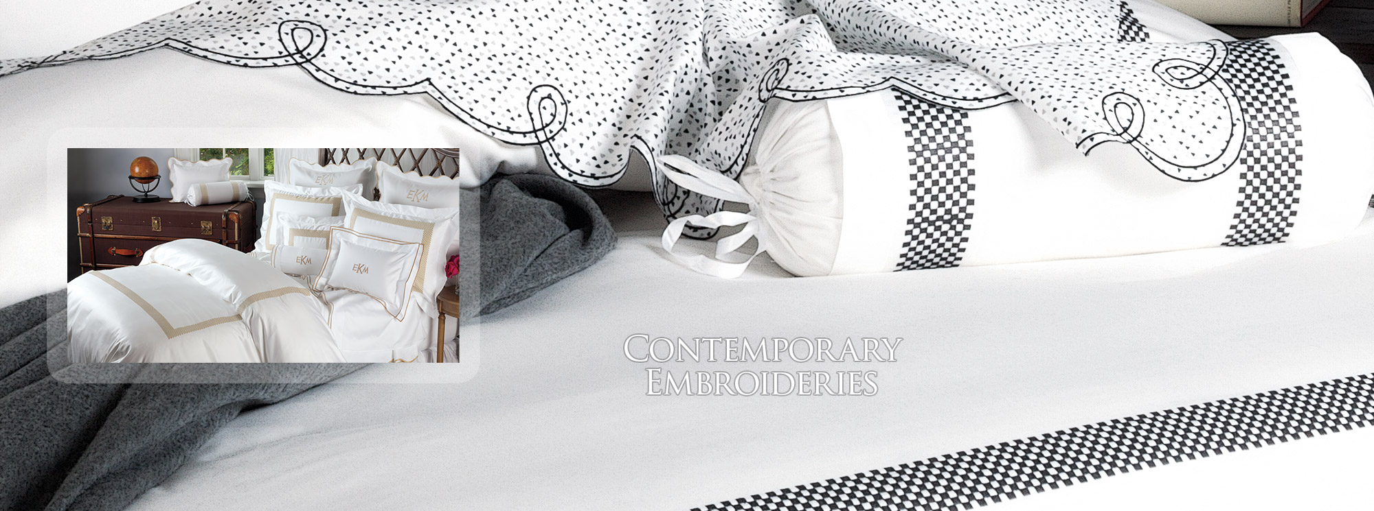 Contemporary Embroideries