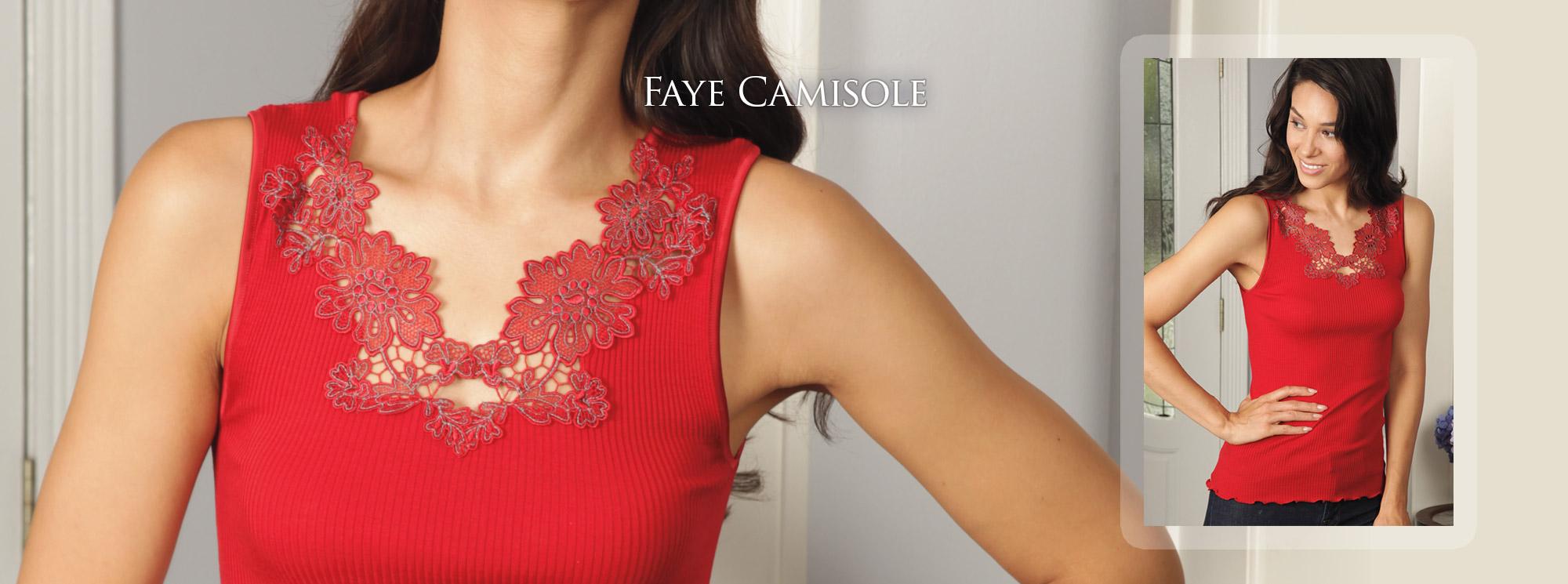 Faye Cami