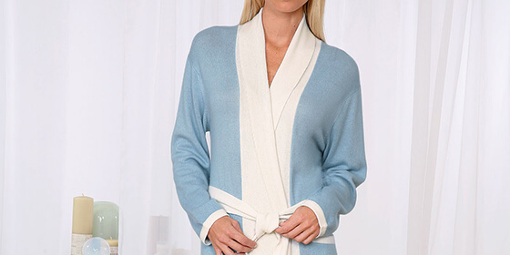 Category Cashmere Robes