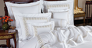 Superbe Embroidered Bedding