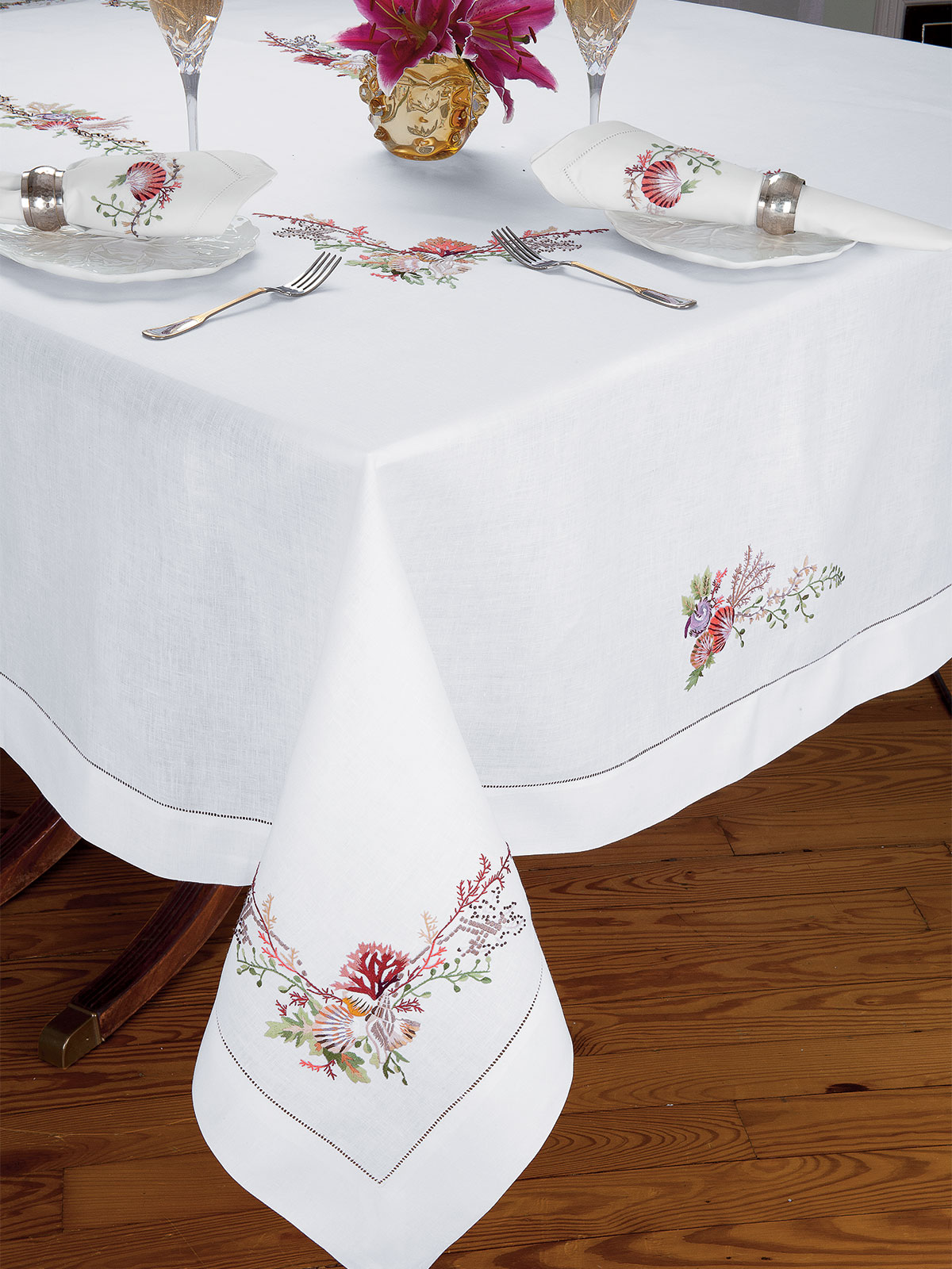 Palm Beach Fine Table Linens Schweitzer Linen