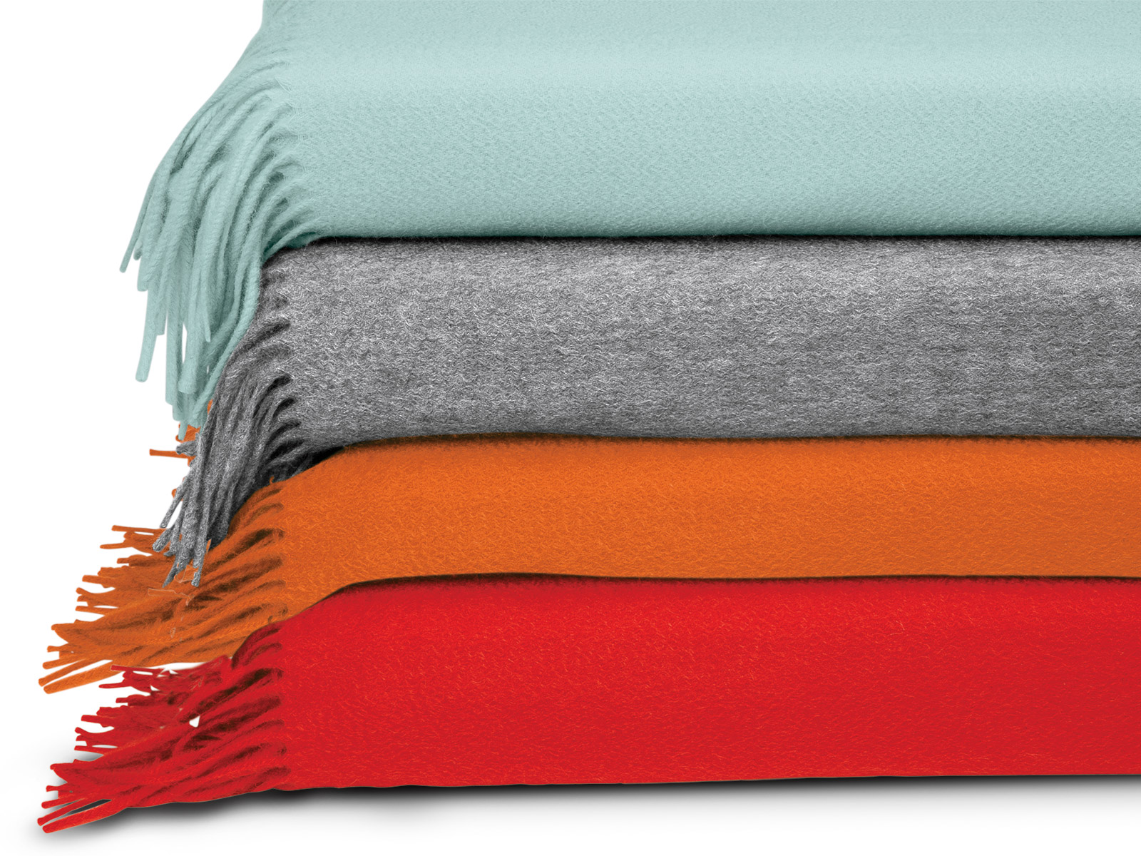 Rimini Cashmere Throw Luxury Throws Luxury Bedding