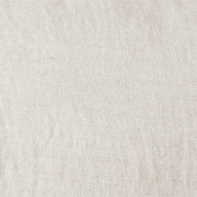Fitted Beige Linen