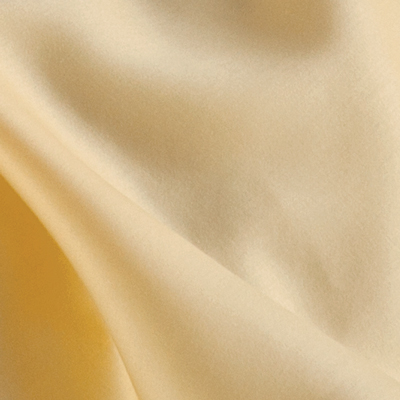 Fitted Gold Sateen