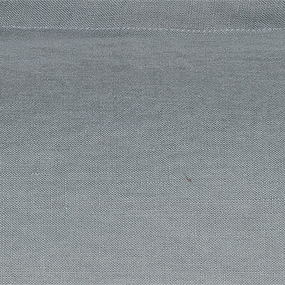 Fitted Gray Linen