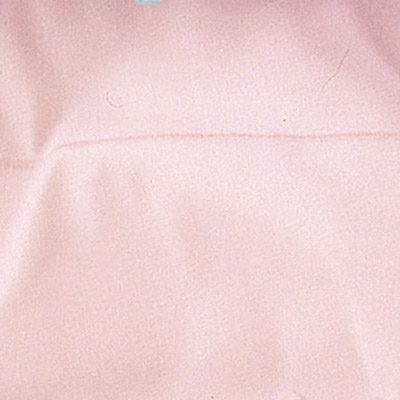 Fitted Pink Sateen