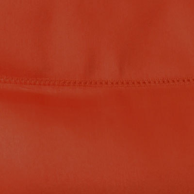 Fitted Sateen Coral
