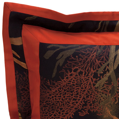 Coral Reef - Luxury Bedding - Italian Bed Linens - Schweitzer Linen