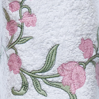 fleur de muguet towels luxury bath linen schweitzer linen. Black Bedroom Furniture Sets. Home Design Ideas