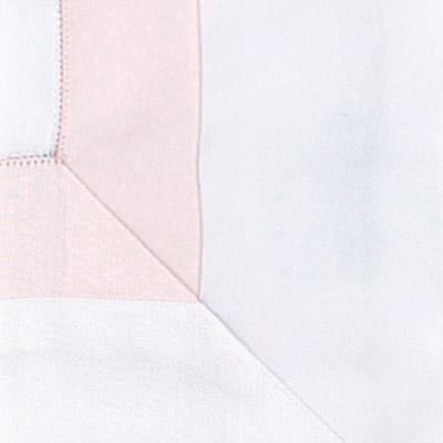 Pink on White