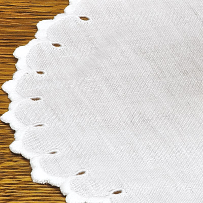 White: Round