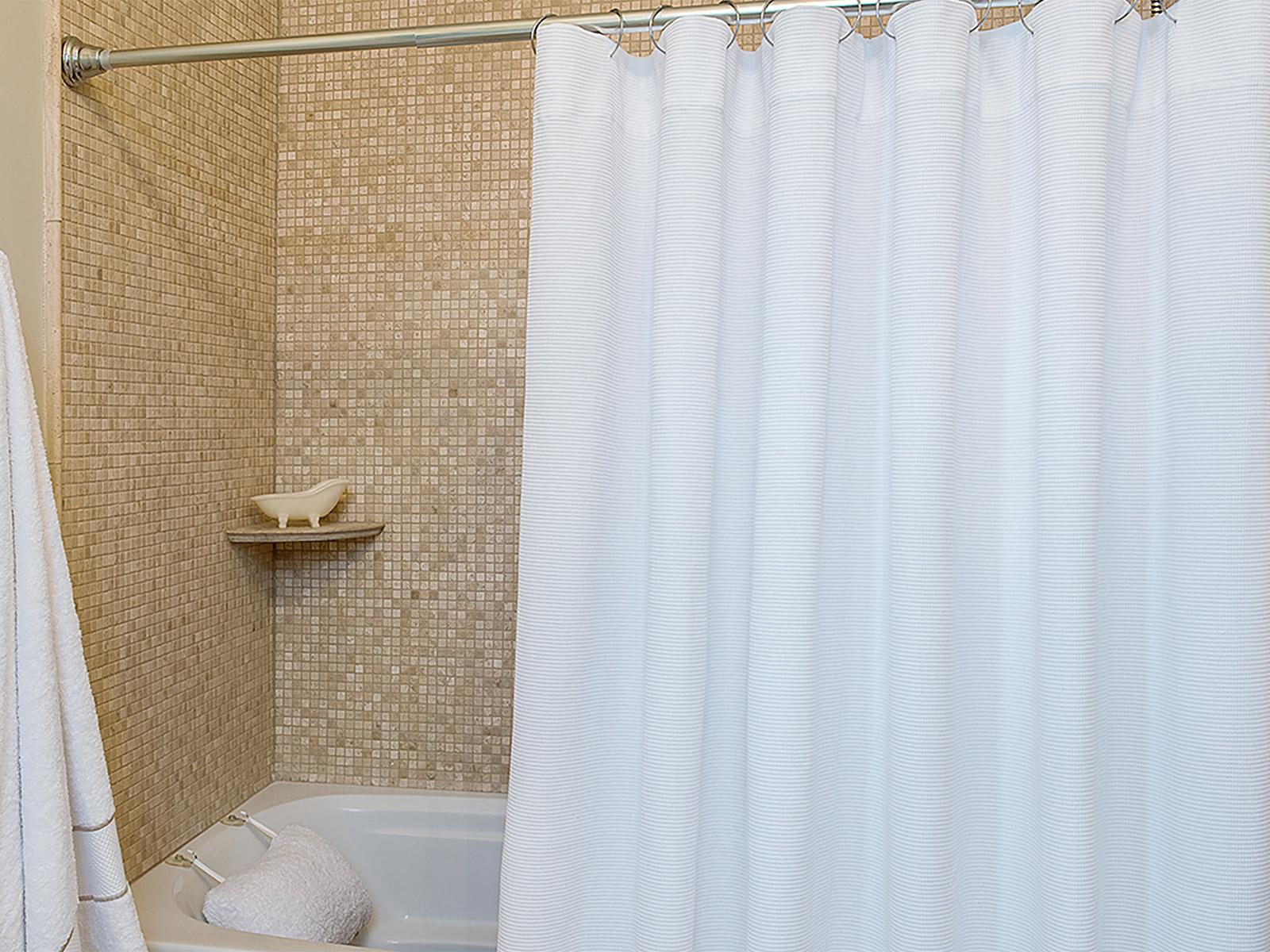 Ankara Luxury Shower Curtains Luxury Bath Accessories