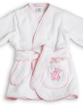 George & Cecilia Baby Robes