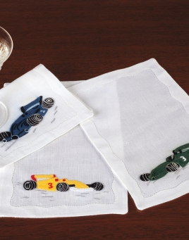 Formula 1 Cocktail Napkins