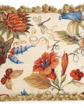 Awakening Tapestry Pillow
