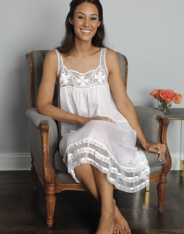 e247d2fbe4 Luxury Nightgowns - Luxury Nightwear - Schweitzer Linen