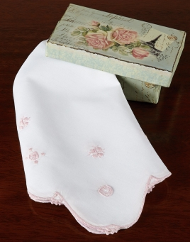 Occasions Ladies Handkerchief