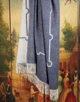 Castellane Wool/Cashmere Throw