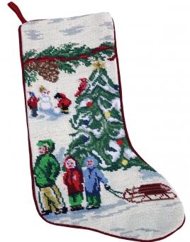 Christmas Stocking: Family