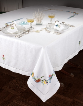 Salty Sea Table Collection