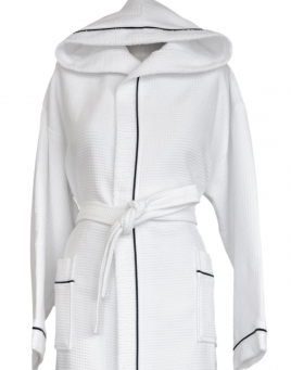 Ophelia Hooded Bath Robe