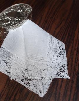Heather Ladies Handkerchief