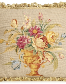 Vaza de Flori Tapestry Pillow