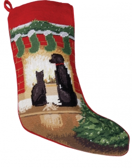 Christmas Stockings: Friends