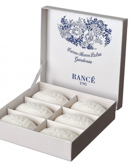 Gardenia Soap by Rancé