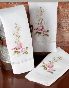 Palm Beach Guest Towels