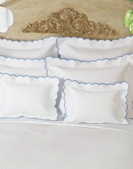 Diamante Quilted Linens