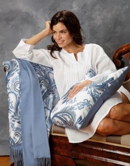 Paisley Art Throw & Pillow