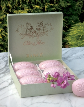 Olio di Rose Soap by Rancé