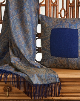 Richelieu Throw & Pillow