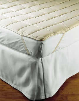 Silk Mattress Pads