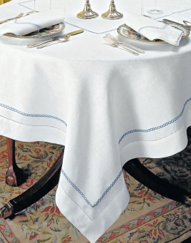 Hampton Court Too Luxury Table Cloths Fine Table Linens - Fine table linen