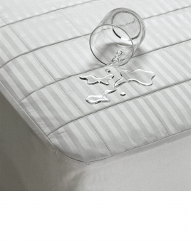 Waterproof & Washable Mattress Pad