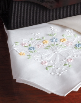 Arlene Ladies Handkerchief
