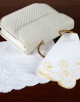 Perenne Ladies Handkerchief