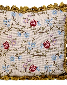 Buscot Park Tapestry Pillow