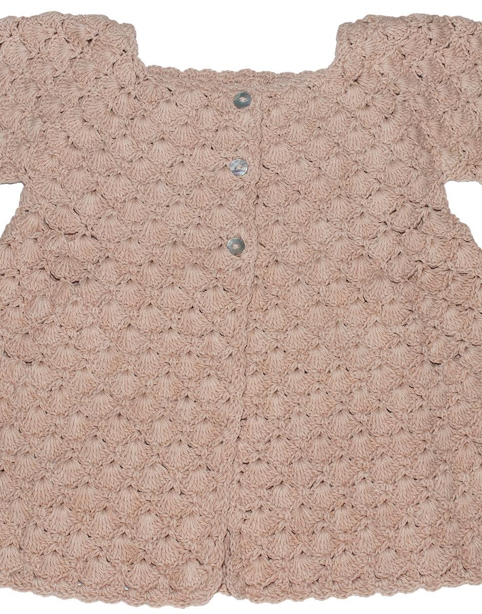 Harper Crocheted  Dress