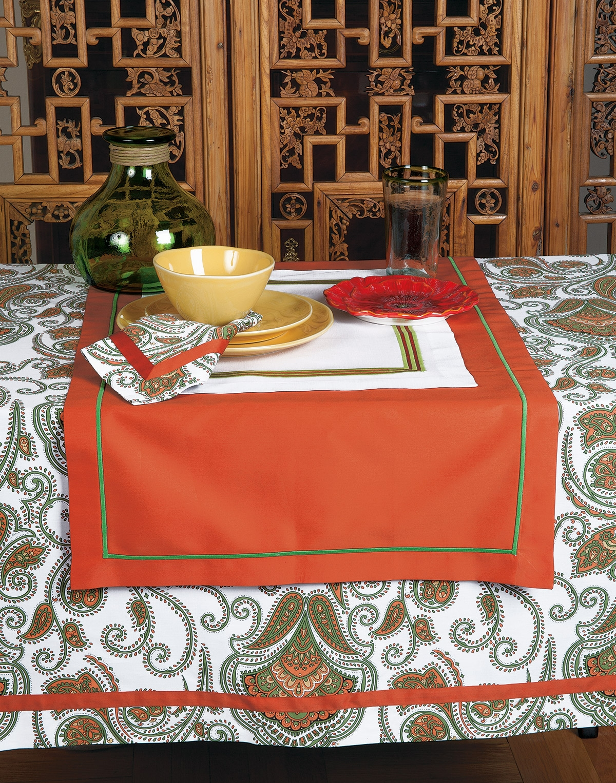 Paisley Park Tablecloth