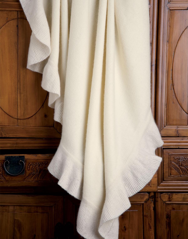 Anise Cashmere shawl