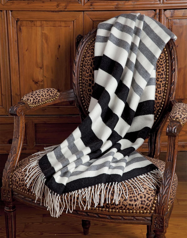 Windermere Alpaca Throw and Blankets
