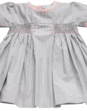Candide Smocked Dress