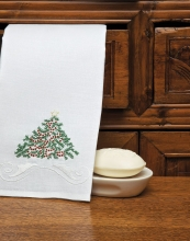Merry Merry Guest Towels